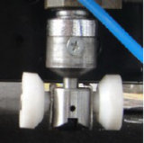 [سك3725] آليّة زجاجيّة عمليّة قطع تجهيز