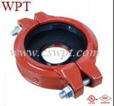 UL&FM Certificate Malleable Iron Fittings를 가진 Wpt Brand Reducing Flexible Coupling