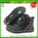 2017 Gancho e Loop Fashion Kid Skate Shoe Sapato desportivo casual para crianças