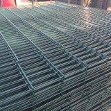 Твиновская проволочная изгородь обшивает панелями высоту Avaiale 1230mm, 1430mm, 1630mm, панели 1830mm также 2030mm покрынные PVC