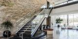 Pasamano de cristal interior o exterior del acero inoxidable/pasamano de aluminio de la escalera del canal
