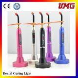 최신 판매 무선 LED 치과 치료 빛