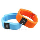 Bracelet Bluetooth avec surveillance de la fréquence cardiaque (ID100)