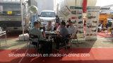 Huawinの2車軸Car Carrier Semi Trailer