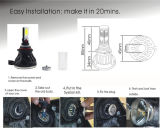 Fabricante do farol do carro das peças de automóvel do elevado desempenho com H4 H7 H11 9005 9006