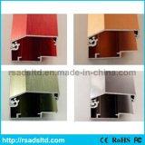 Caixa leve acrílica de anúncio magro interna de indicador de diodo emissor de luz