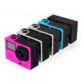 Двойной обломок Sunplus 6350 камеры спорта спорта DV экрана 4k 25fps