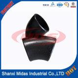 Cotovelo galvanizado do encaixe de tubulação de aço 12 polegadas feitas em China
