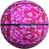 نيون لون [هيغقوليتي] مطاط كرة سلّة