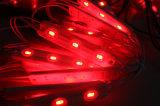 módulo do diodo emissor de luz do módulo 5730SMD do diodo emissor de luz 12V, 1.2 watts para letras de canaleta e sinais da caixa
