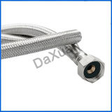 Fornecedor superior personalizado com a mangueira inoxidável Nuts do metal flexível de boa qualidade 304