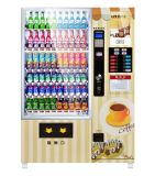 Kaffee u. Beverage Combination Automatic Vending Machine Approval durch Ce SGS