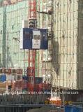 두 배 감금소 건물 호이스트 Sc200/200