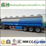De réservoir de stockage de pétrole de camion bas de page de camion de réservoir de carburant de bas de page/semi