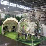 Купол самого лучшего цены геодезический, Prefab низкой стоимости Китая расквартировывает шатер геодезический купола