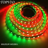 Digitale RGB Adresseerbare LEIDENE Ws2812b Strook Programmeerbaar voor Dance Floor