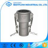 Accoppiamento del Camlock acciaio inossidabile di alluminio/