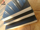 構築のフィルムは合板の型枠に直面した