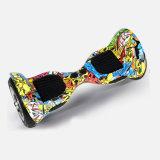 Smartek der meiste populäre Rad-Arbeitsweg-Skateboard-Mobilität Hoverboard Hiphop des Zeichnungs-Roller-zwei Graffiti-Roller Patinete Electrico mit Bluetooth Lautsprecher S-002-Cn