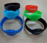 Manchet van het Silicone van de Energie RFID van het elastomeer de Slimme Rubber