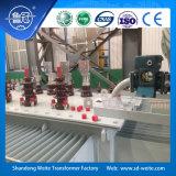 Transformador trifásico estándar de la distribución 10kv del IEC para la transmisión de potencia