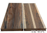 Decking зерна WPC Дубай деревянный