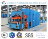 Gute Qualitätstextilkern-Förderband-vulkanisierenmaschine