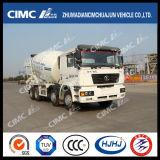 4-20cbm Euro2/3/4/5 Shacman 8*4 Concrete/Cement Mixer Truck