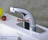 Torneira de misturador livre da bacia de lavagem do toque do frio somente (Qh0115)