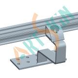 Système à énergie solaire de support de toit de tuile