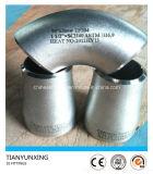 Encaixes de tubulação sem emenda da solda de extremidade do aço inoxidável do Bw