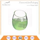 taza de cristal Mano-Soplada 350ml en vidrio de Borosilicate