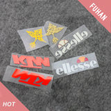 Etiqueta Eco-Friendly da imprensa do calor do silicone