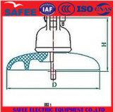Approved IEC стеклянного изолятора Китая стандартное - изолятор Китая, стеклянный изолятор