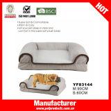 Basi di lusso del cane di animale domestico della base di sofà, accessorio dell'animale domestico (YF83144)