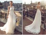 Просто Talior сделало платье венчания UK/Germany