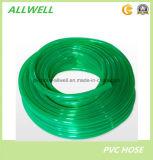 Boyau de niveau clair transparent flexible de tube de l'eau de boyau de PVC de plastique