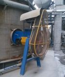 réduction en pulpe de propulseur de vis de tour de pulpe d'agitateur de poitrine de pulpe de 1000mm grande