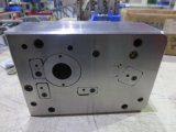 Molde de inyección de plástico personalizado de la cubierta redonda fabricante