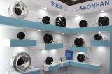 Ventilateur de pièce jointe de filtre à air de Ral 7035 255mm de couleur