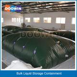 Складные пластичные бак/пузырь подушки воды дождя