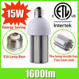 TUV ETL cETL Listed 15W Working Lamp E27 E26 Base LED