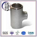 acero de carbón construido de la autógena ASTM A234 que reduce la te