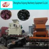 Alta producción y la máquina más popular del carbón de leña de la bola de Prensa