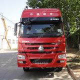 권리 또는 왼손 드라이브 수동 자동적인 6*4 트랙터 트럭