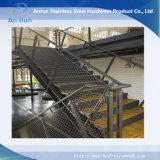 装飾的な保護ステンレス鋼ワイヤーロープの網