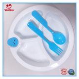 Cuvette d'aspiration de dîner d'injection de l'eau de qualité pour l'enfant en bas âge