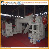 중국 구렁 구획 만들기를 위한 기계장치를 만드는 가득 차있는 자동적인 찰흙 벽돌
