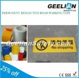 Marcature termoplastiche in linea della pavimentazione di strada di vendita calda