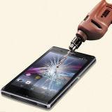 0.3mmのソニーXperia Z2のための9h高品質の緩和されたガラススクリーンの保護装置